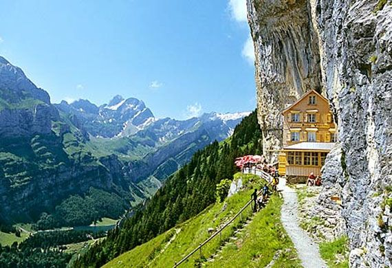 Inn To Inn Hiking In Switzerland