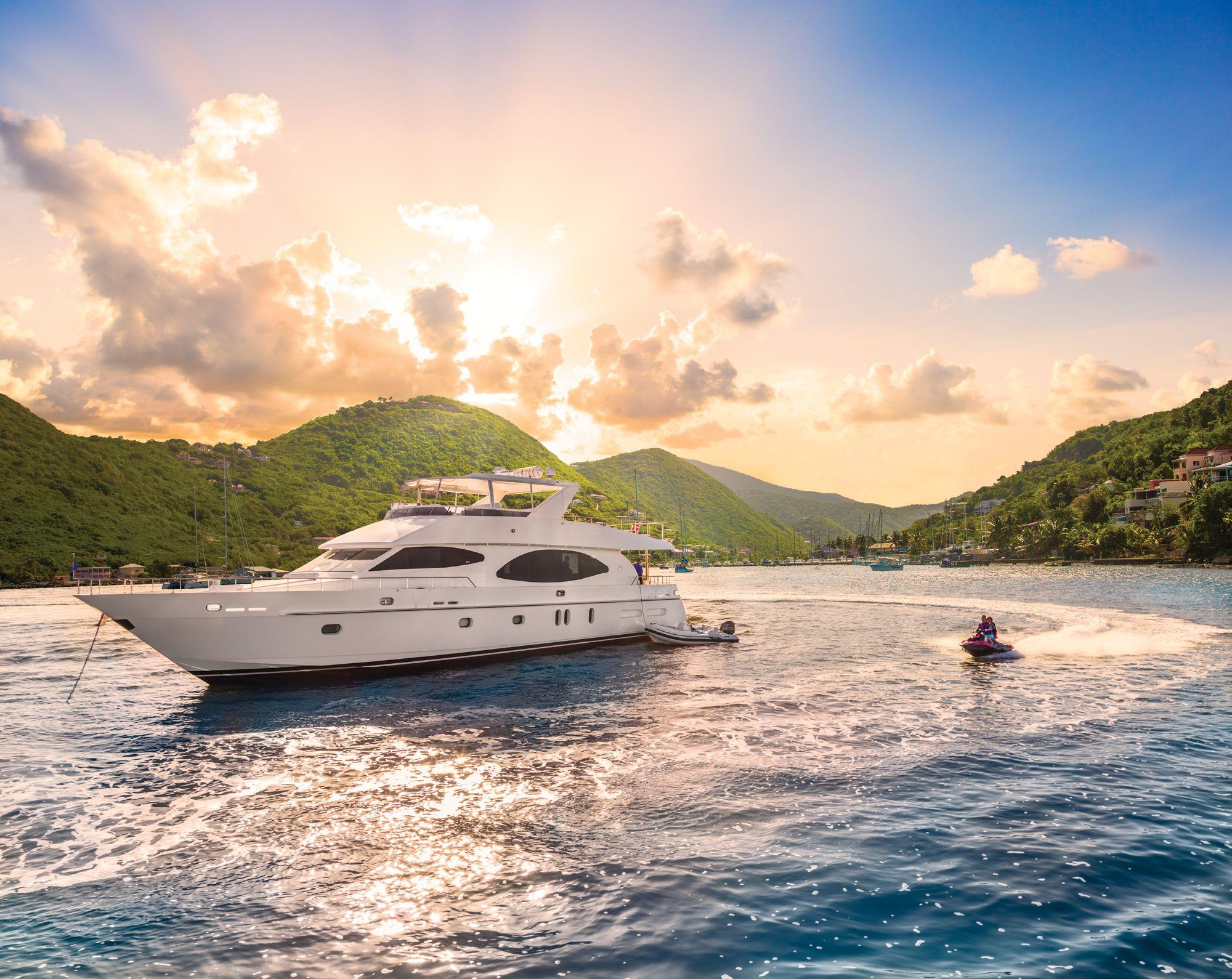 yachts, charter, british virgin islands