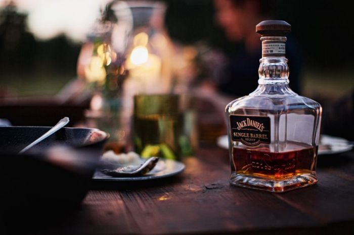 Jack Daniel's Bounty & Barrel, single barrel whisky