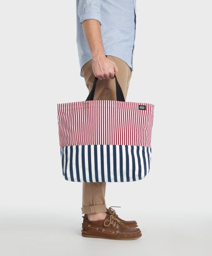 Men's Bags Get a Punch of Color This Summer Courtesy of Jack Spade