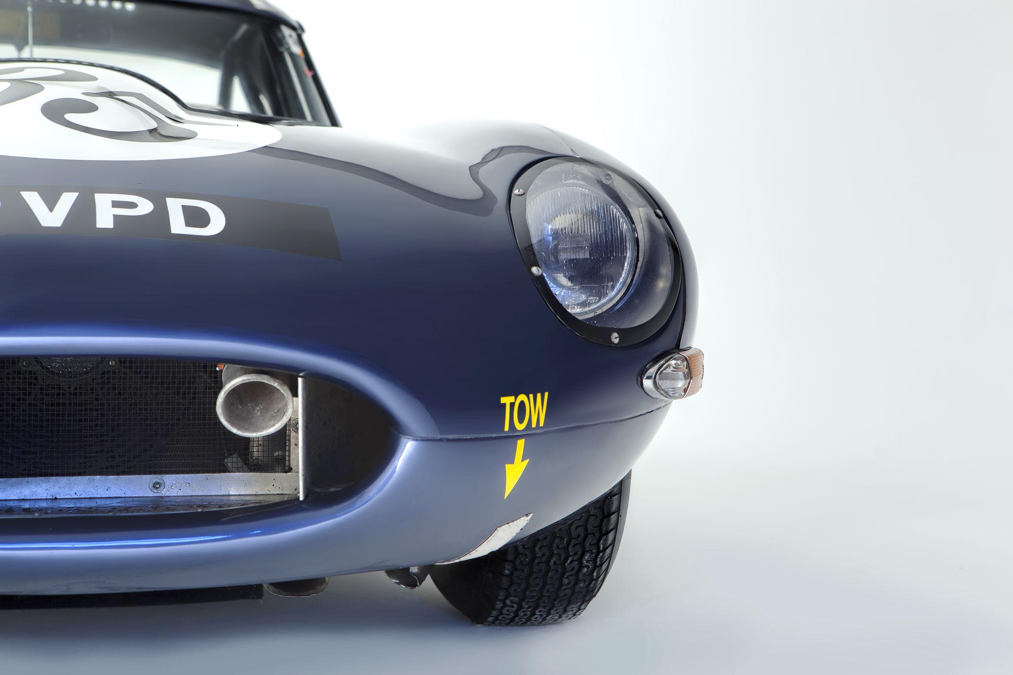 H&H Classics, car auction, 1961 Jaguar E-Type