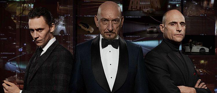 jaguar super bowl commercial Ben Kingsley, Tom Hiddleston, Mark