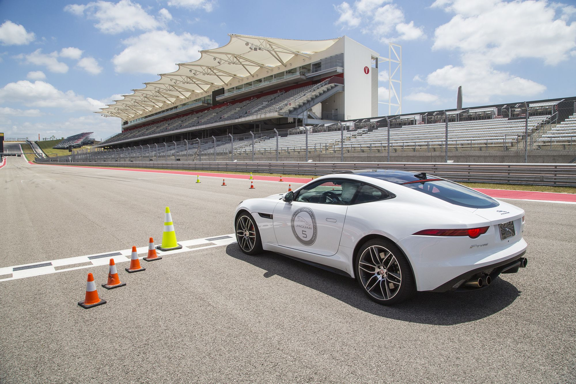Jaguar Performance Driving Academy