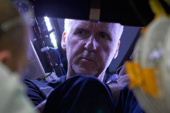 James Cameron Deepsea Challenge