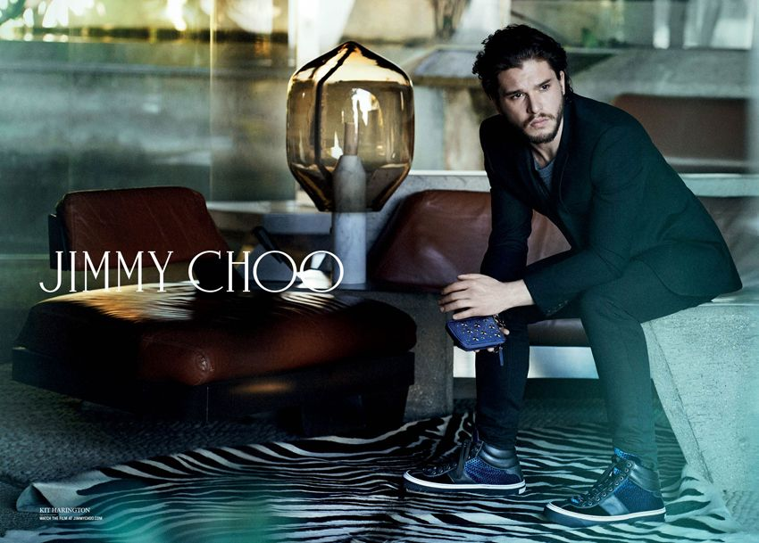 kit harington for jimmy choo
