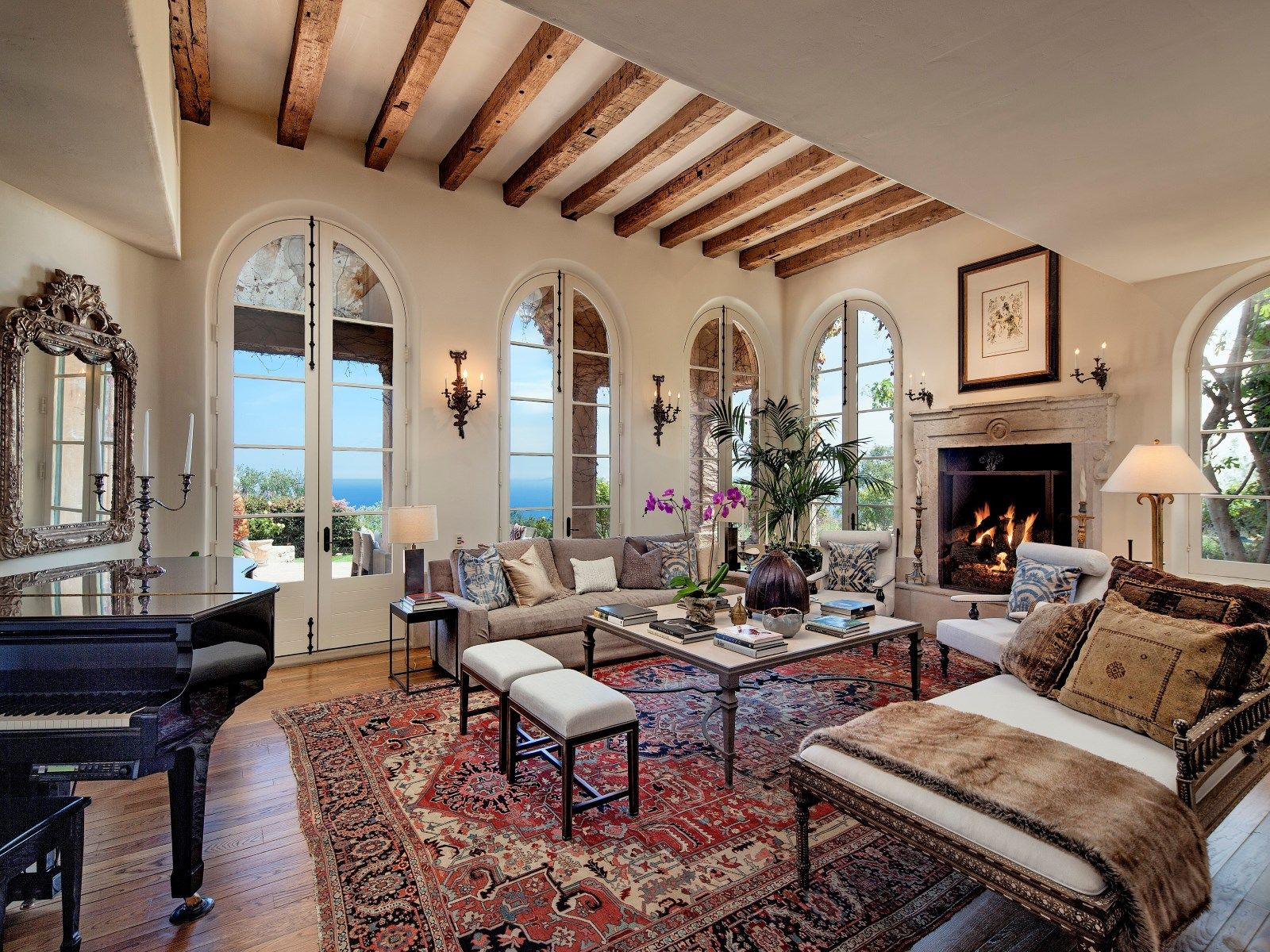 jeff bridges, real estate, montecito