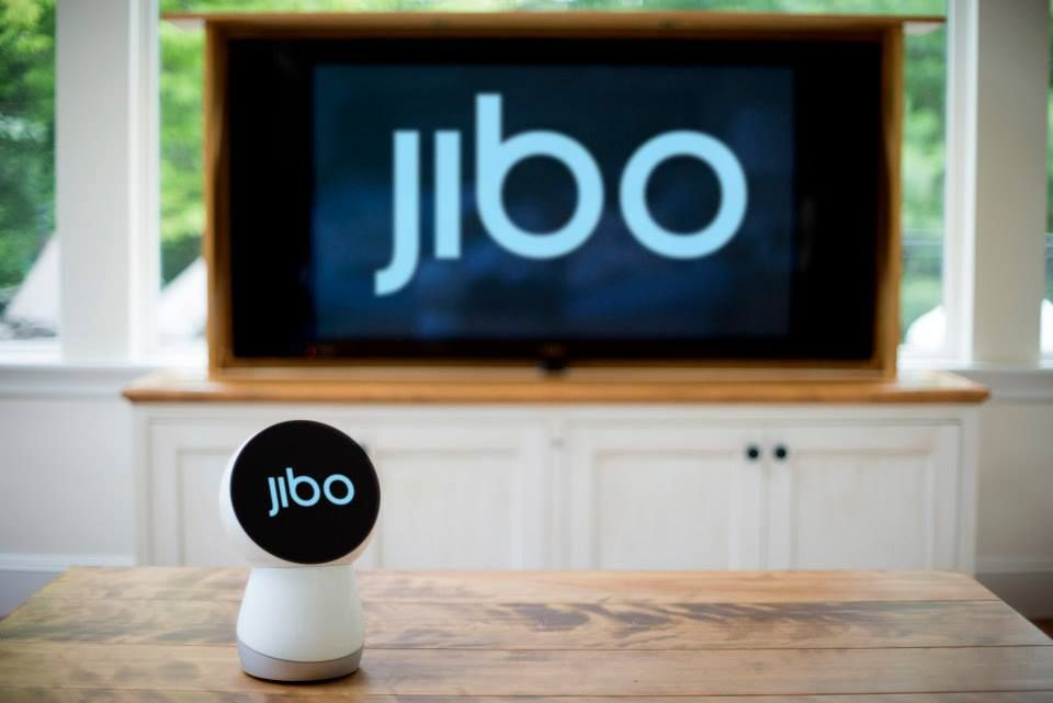 family robot, jibo
