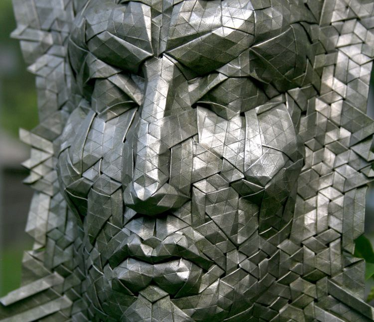 Joel Cooper Origami Masks