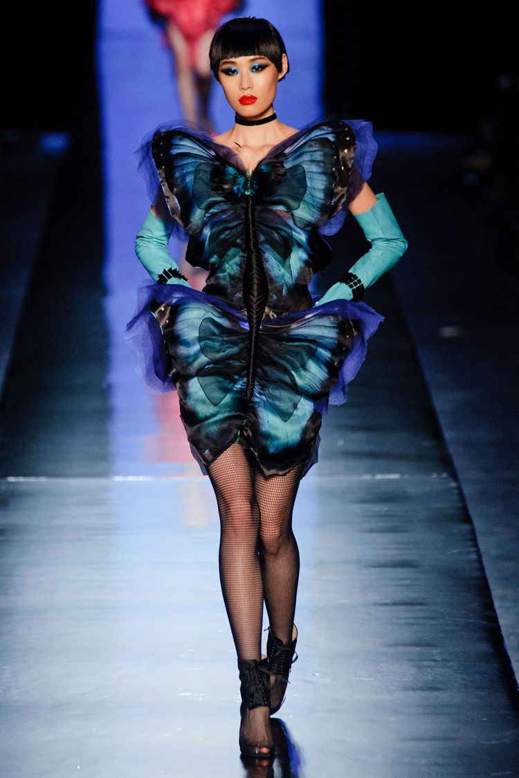 Jean Paul Gaultier Couture 2014