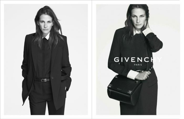 julia roberts for givenchy