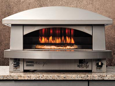 Kalamazoo Artisan Fire Pizza Oven Brings Homemade Pizza To