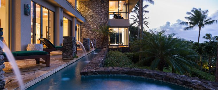 Kapalua Resort estate auction