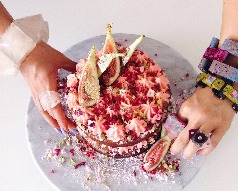 Katherine Sabbath, cake recipe