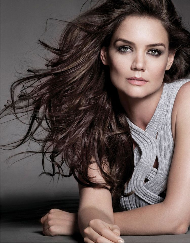 Katie Holmes the New Face of Alterna Haircare