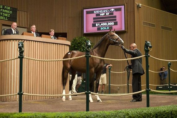 Keeneland Sale 2011