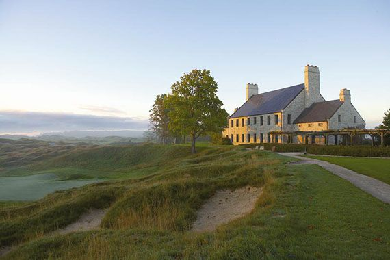 The American Club Resort Kohler Wisconsin Golf Gadgets