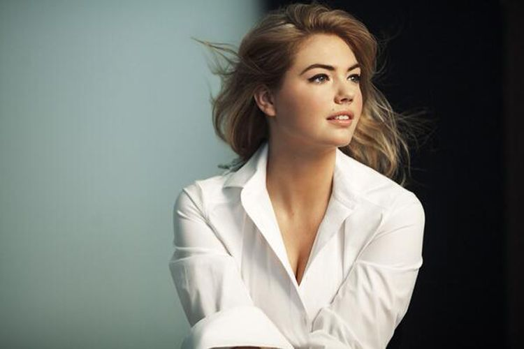 Kate Upton Bobbi Brown Campaign