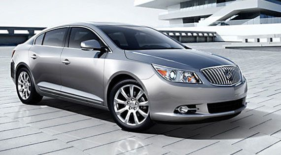 Luxury Car News The Newly Designed 2010 Buick Lacrosse Added Yet Another Award To Its Ever Increasing List Of Commendations From Industry