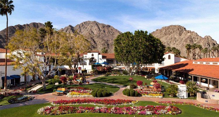 Palm Springs Luxury Spa Resort A Celebrity Favorite La