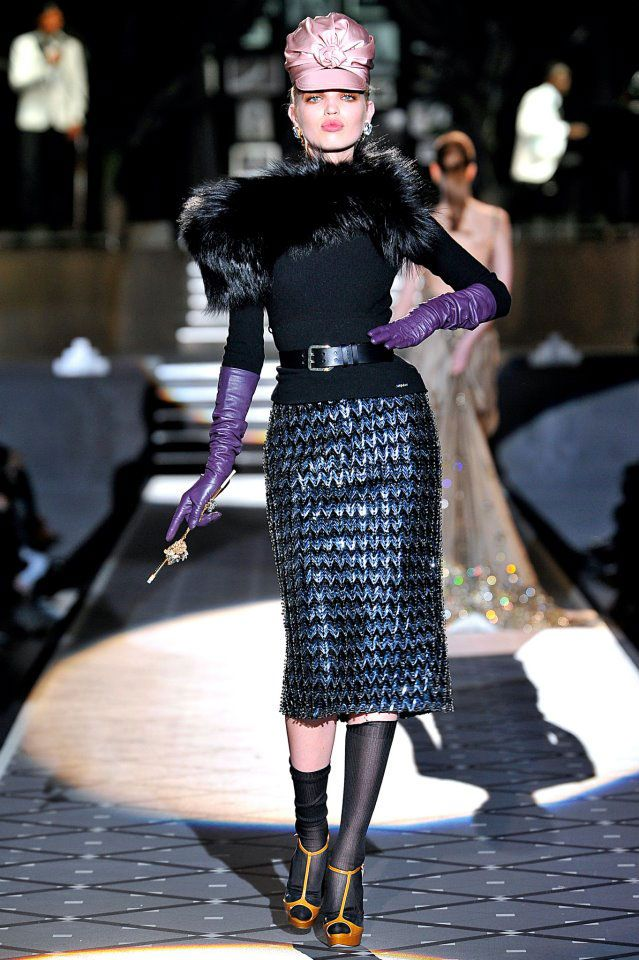 dsquared2 womens fall 2013 rtw