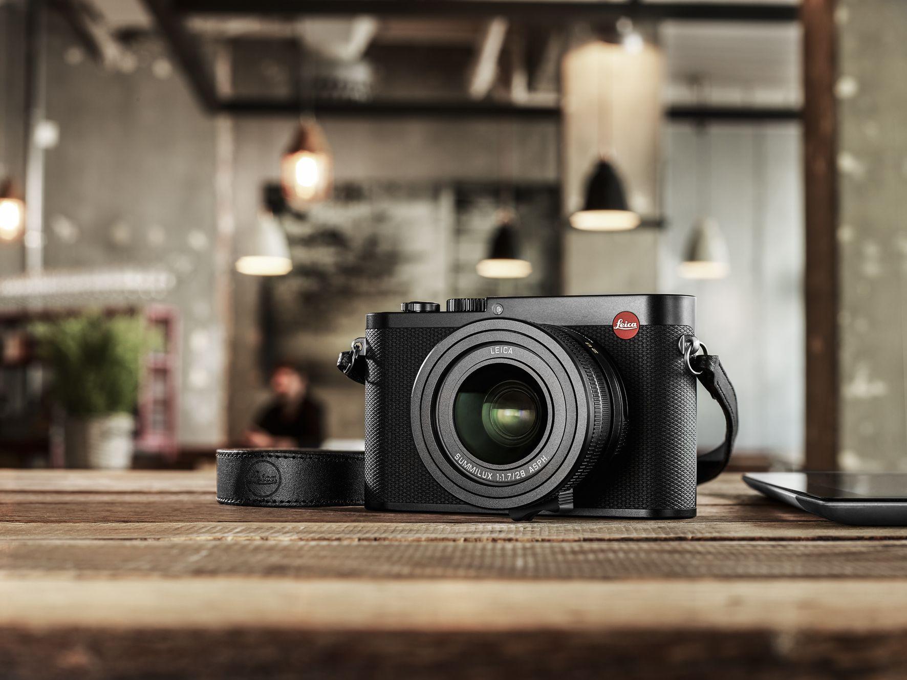 Leica Q, Leica, camera