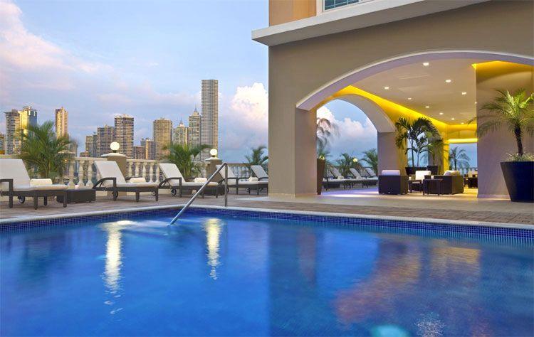 Le Méridien Panama exterior