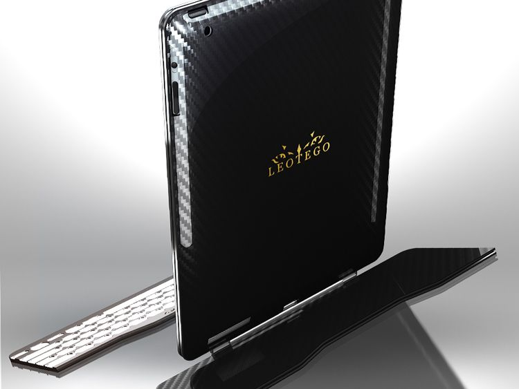 Carbon Fiber Leotego Eon iPad Case