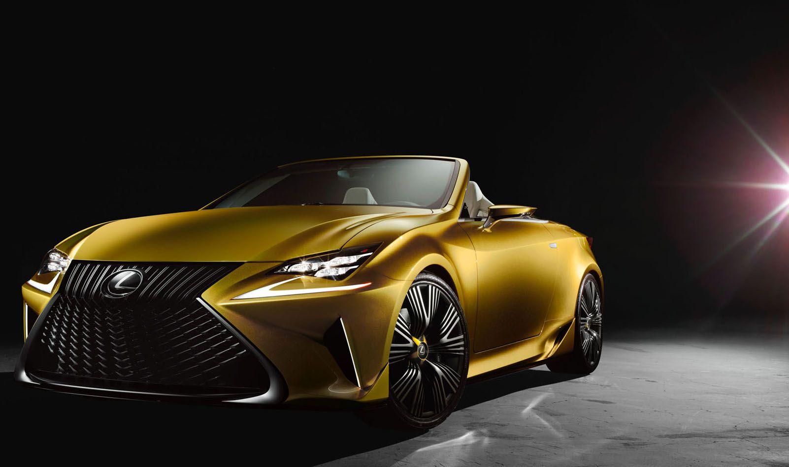 Lexus, LA Auto Show, LF-C2, Concept Car
