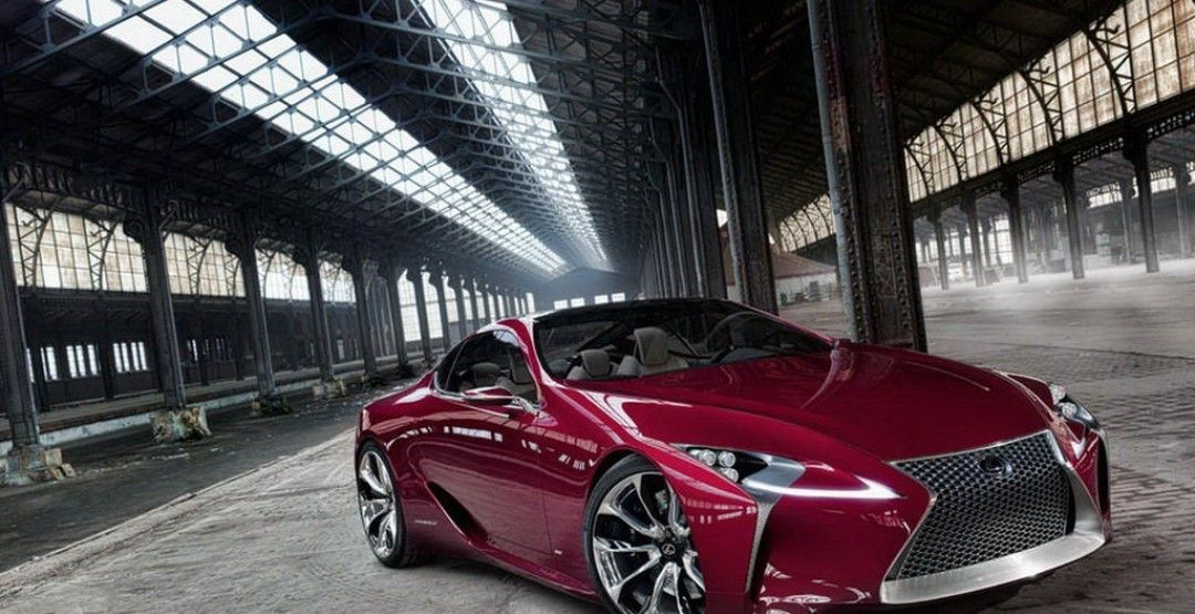 From Concept Car To Reality The 2017 Lexus Lc 500 Coupé Stuns At Detroit Auto Show