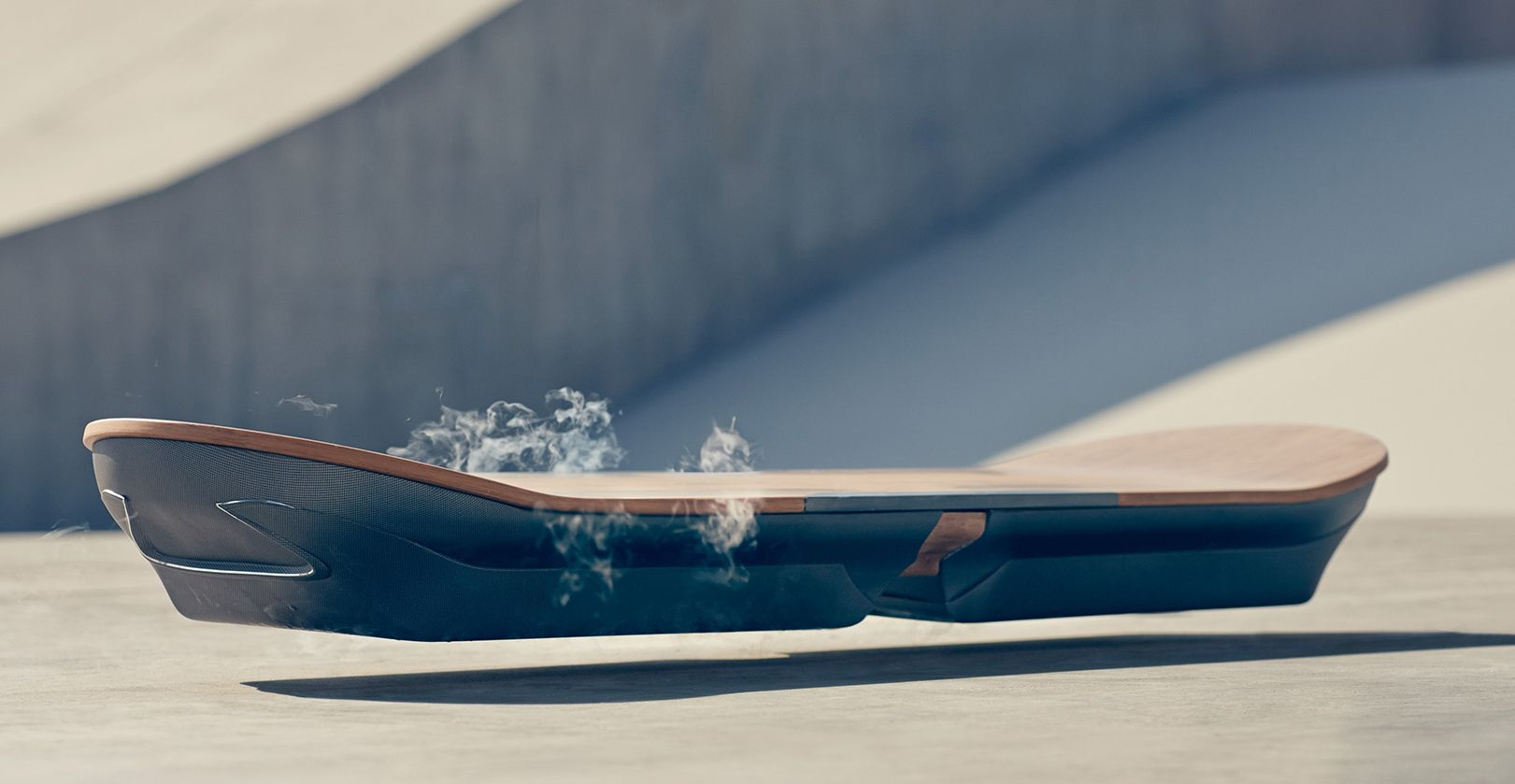 lexus, hoverboard, slide, amazing in motion, back to the future