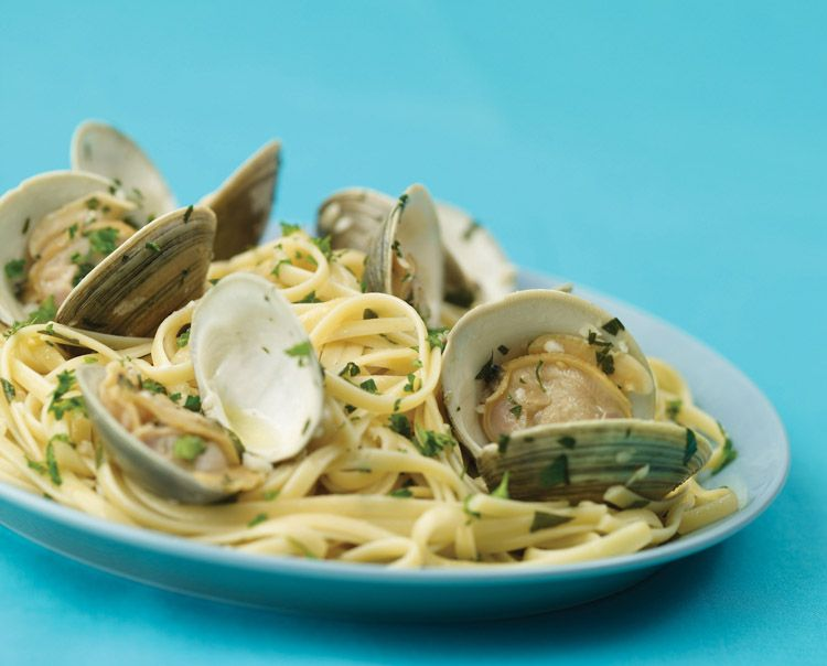 Linguine with Clams recipe