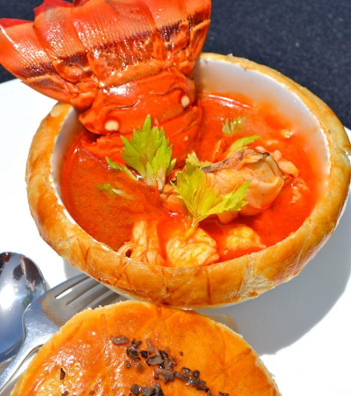 Tropical Lobster Pot Pie Recipe Rejuvenates a Classic