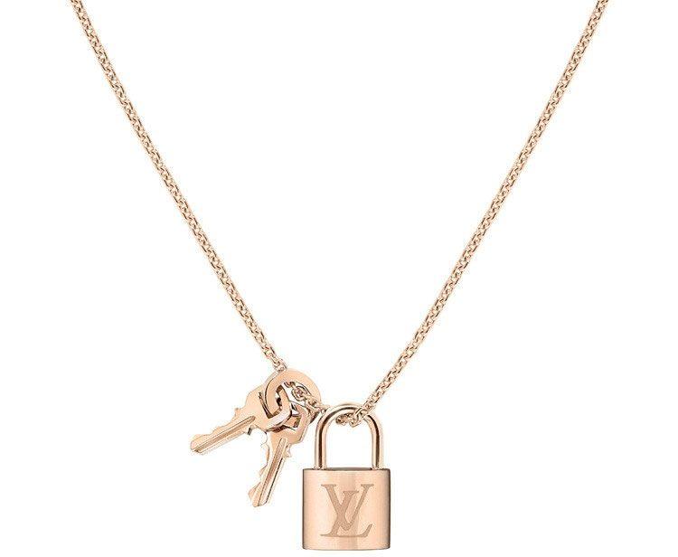 Louis Vuitton Joallerie Lockit Collection