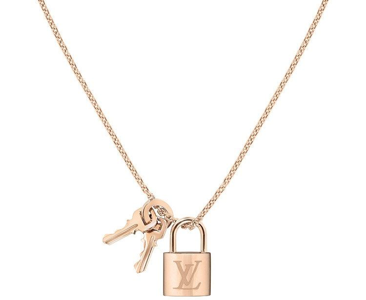 Louis Vuitton Joallerie Lockit Collection