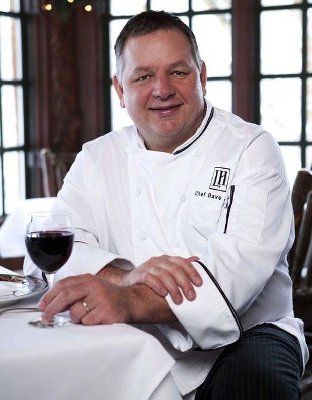Chef Dave Jones