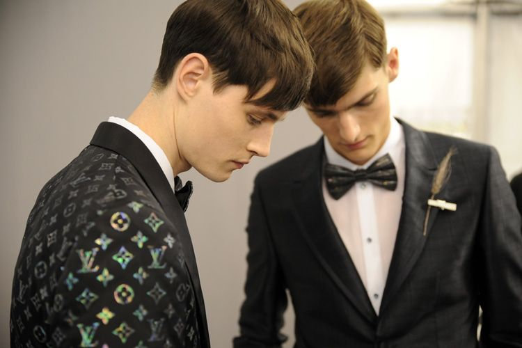 Bow-ties Are Cool: Louis Vuitton Said So