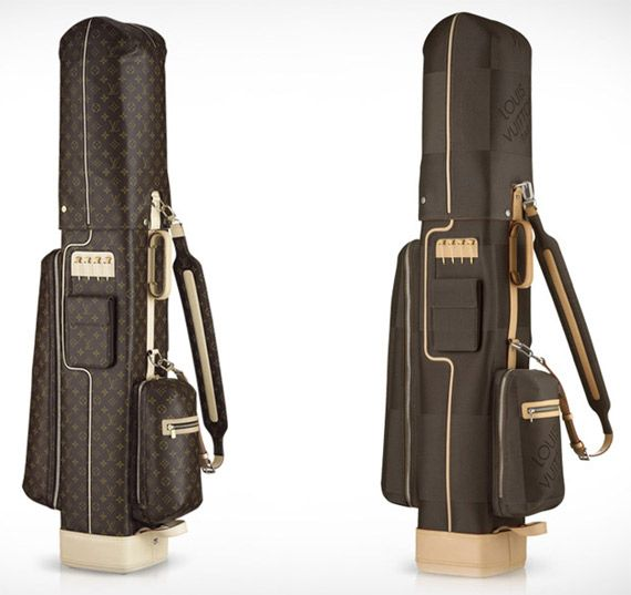 Louis Vuitton 2012 Spring Summer Golf Bags