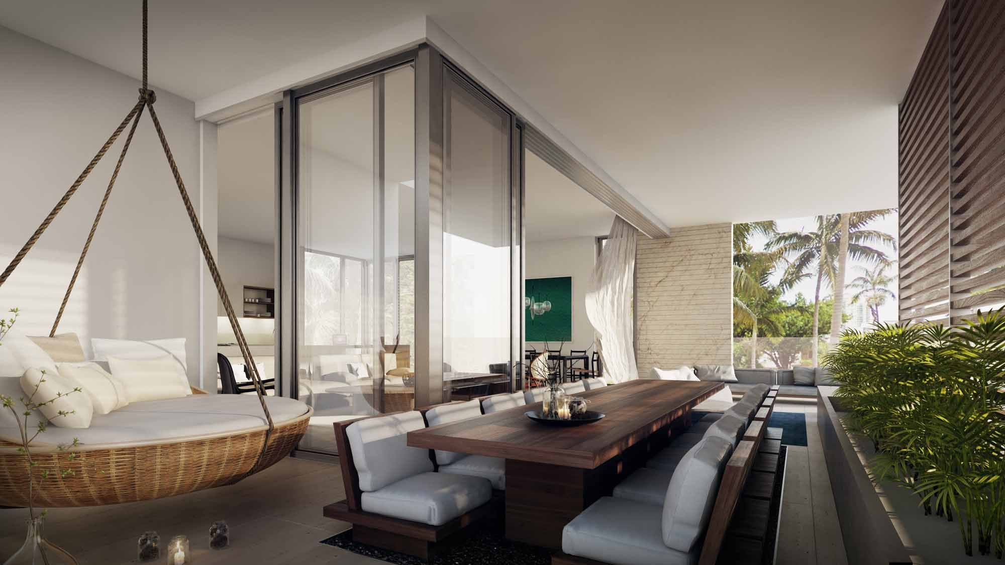 Miami Beach S Boutique Louver House Is Almost Half Sold