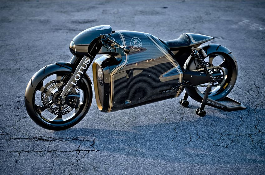 Lotus C-01 Motorcycles