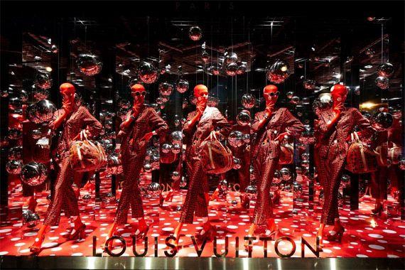 Louis Vuitton store Selfridges london
