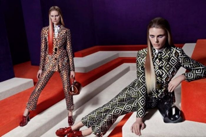 Prada ranked for the first time since 2009