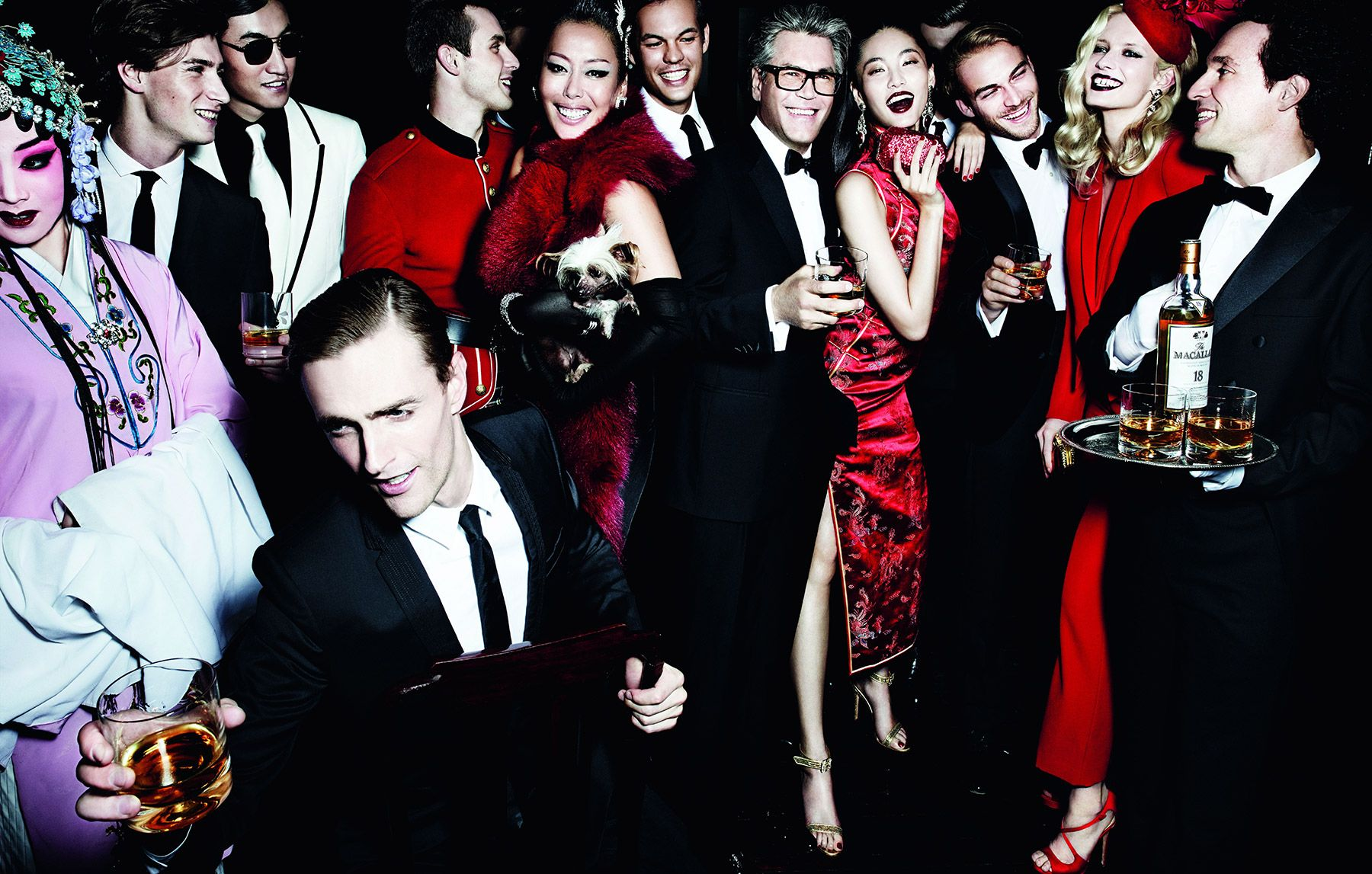 The Macallan,Masters of Photography: Mario Testino Edition