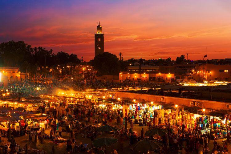 morocco cityline