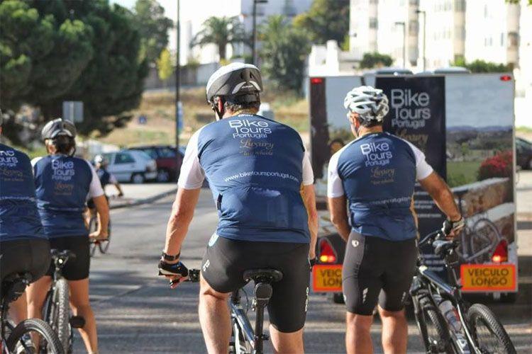 bike tour portugal