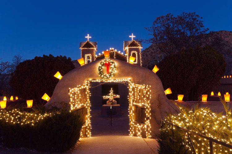 Why New Mexico S Land Of Enchantment Is A Great Place To Spend Christmas