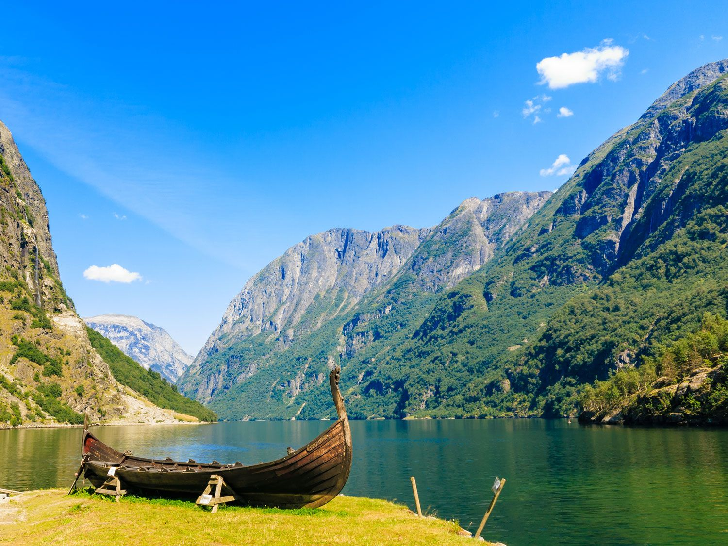 Norway is easier to reach than ever thanks to Norwegian Air.