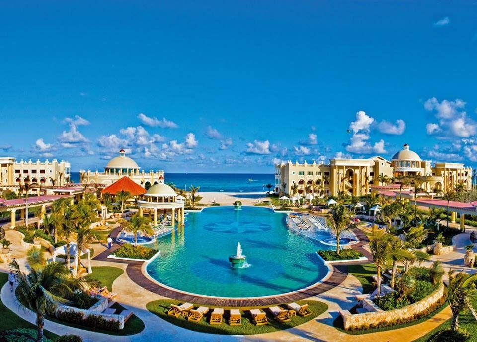 The Iberostar Gran Hotel Paraiso, Ocean View