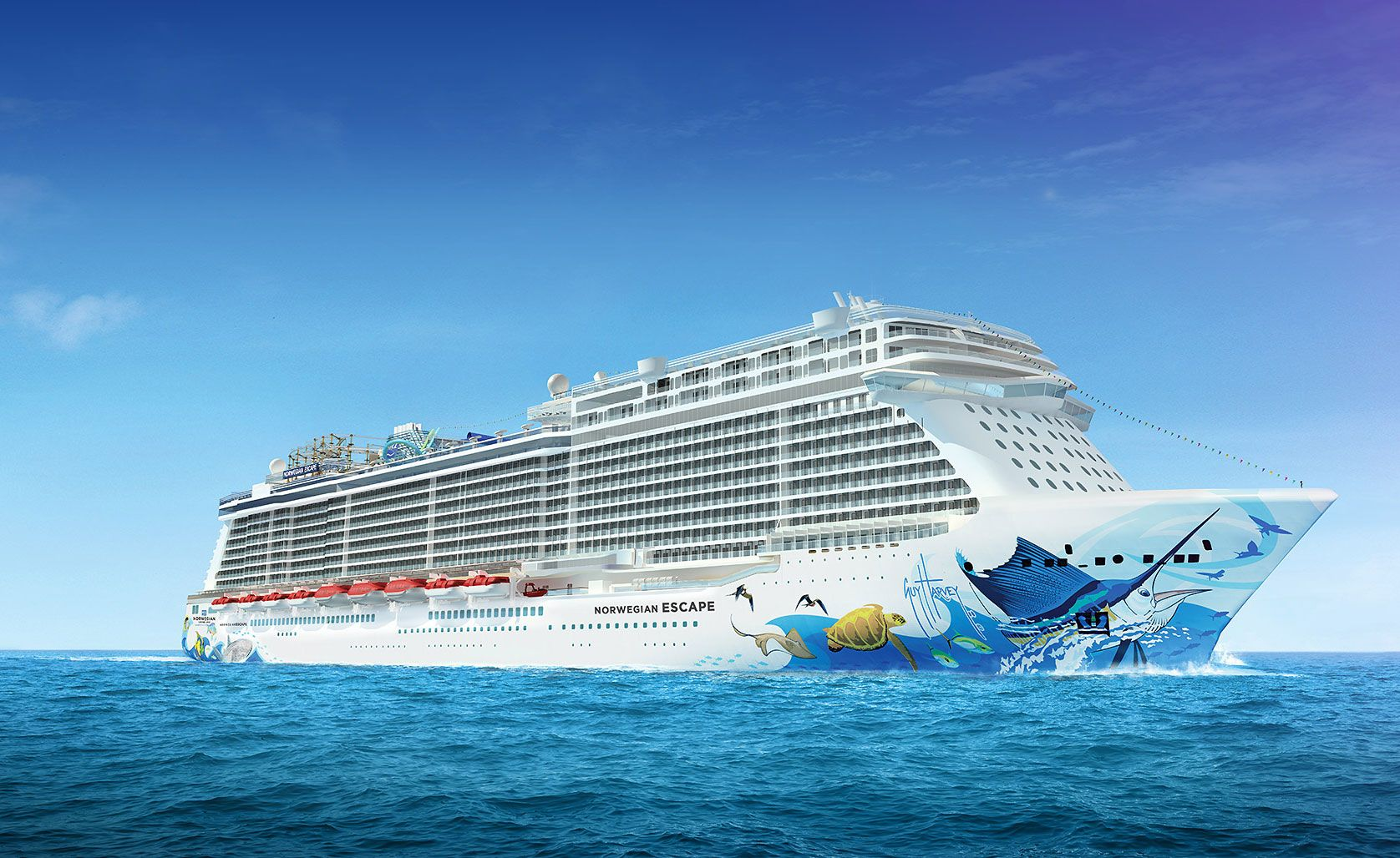 52 New Cruise Ships Will Debut By 2018 25 Planned For