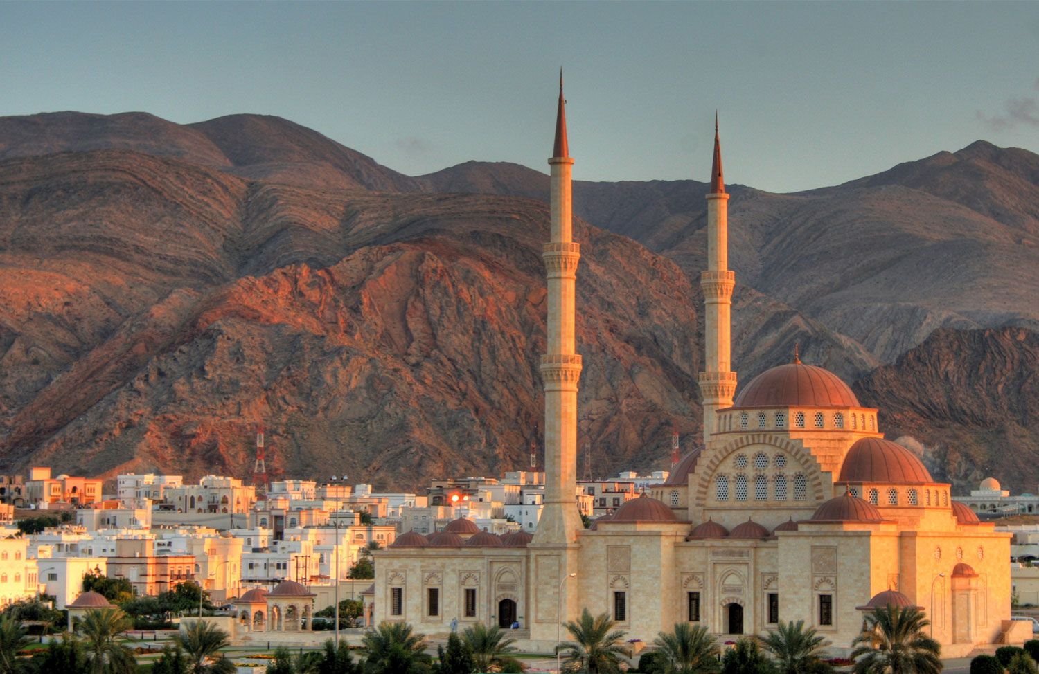 36 hours in muscat a quick guide to exploring the alluring capital of