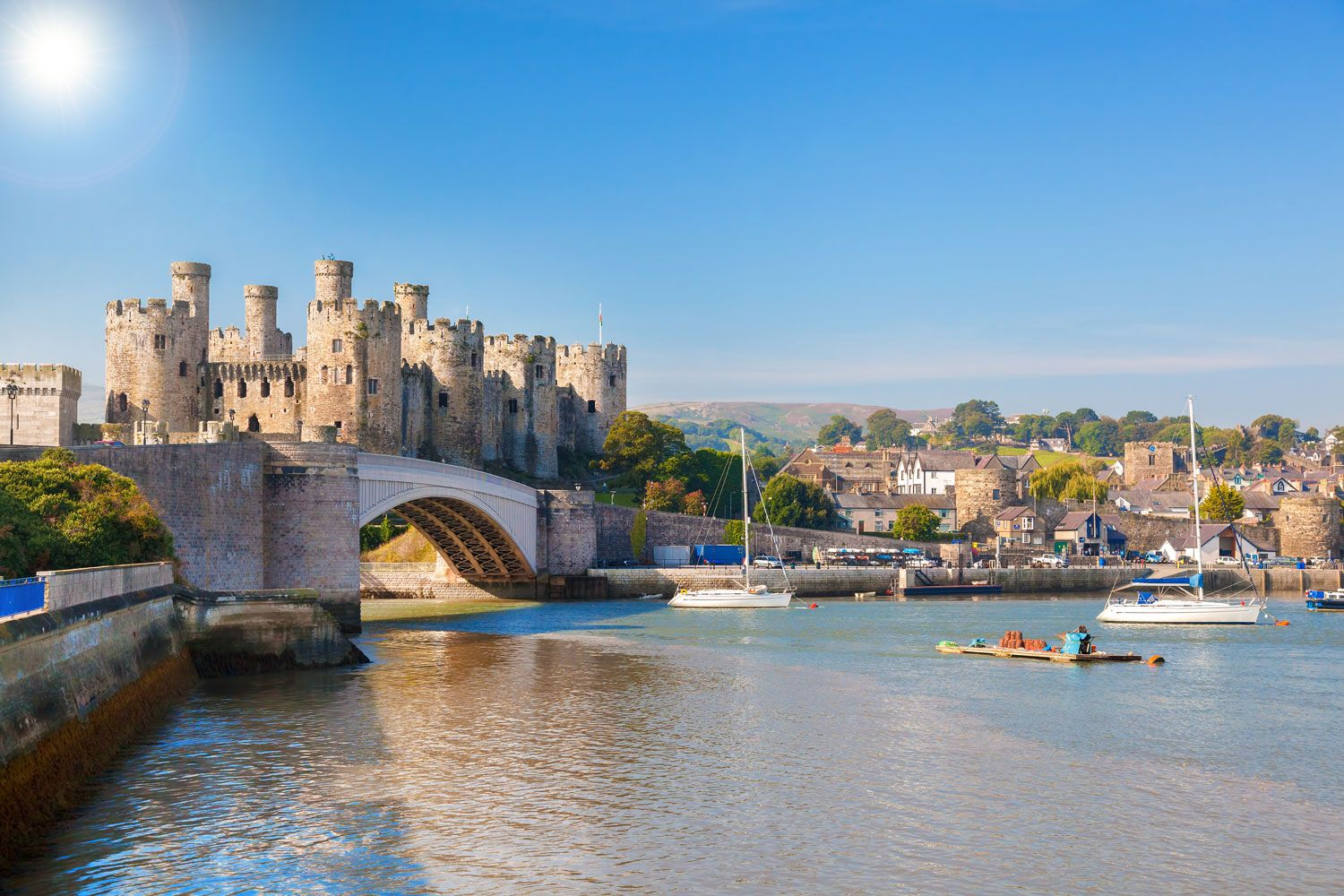 The Wonders Of Wales From Castles To Seaside Towns Amp Wickedly Welsh Chocolates